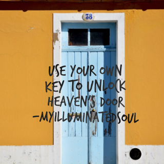 Knock, knock, knocking on heaven's door
